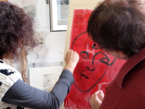Workshop Internationale Kunstwoche 2009