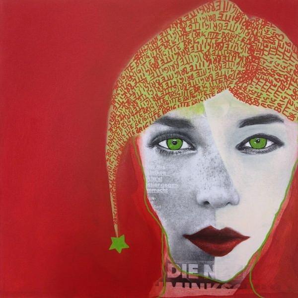 Frida- Kunstdruck Jutta Limburg