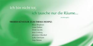 Trierer Künstler zum Thema Hospiz - Jutta Limburg
