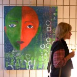 """AUSSTELLUNG """" KUNST TRIFFT WURSTKÜCHE """" vom 15. bis 18. November 2012"""