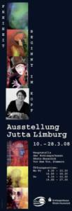 Freiheit beginnt im Kopf - Ausstellung Jutta Limburg
